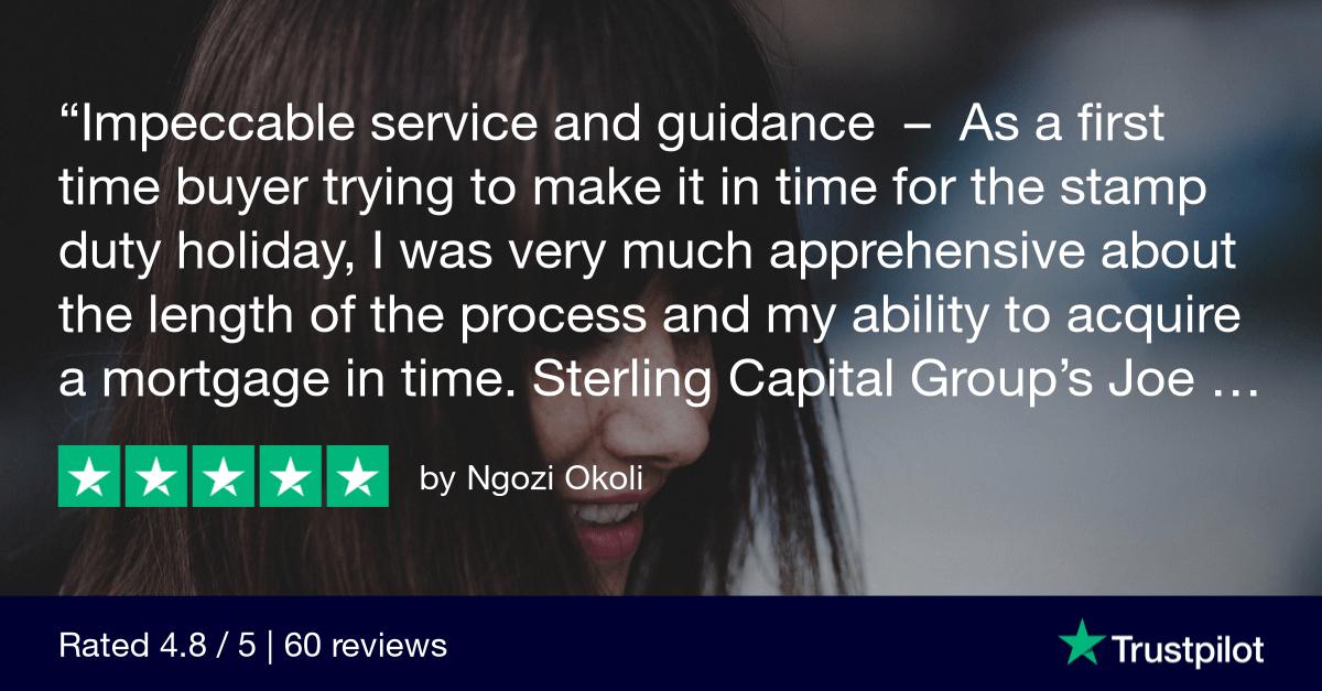 Trustpilot Review - Ngozi Okoli